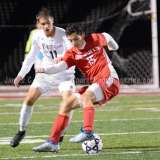 CIAC Boys Soccer Class LL State Tournament SF's - Farmington 3 vs. Fairfield Prep 0 - Photo (120)