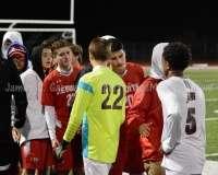 CIAC Boys Soccer Class LL State Tournament SF's - Farmington 3 vs. Fairfield Prep 0 - Photo (147)
