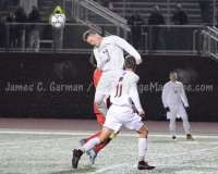 CIAC Boys Soccer Class LL State Tournament SF's - Farmington 3 vs. Fairfield Prep 0 - Photo (2)