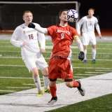 CIAC Boys Soccer Class LL State Tournament SF's - Farmington 3 vs. Fairfield Prep 0 - Photo (21)