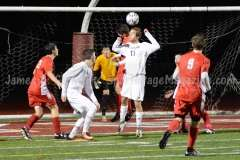 CIAC Boys Soccer Class LL State Tournament SF's - Farmington 3 vs. Fairfield Prep 0 - Photo (30)