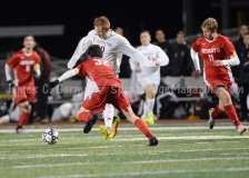 CIAC Boys Soccer Class LL State Tournament SF's - Farmington 3 vs. Fairfield Prep 0 - Photo (47)