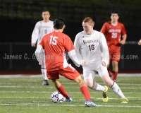 CIAC Boys Soccer Class LL State Tournament SF's - Farmington 3 vs. Fairfield Prep 0 - Photo (59)