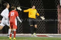 CIAC Boys Soccer Class LL State Tournament SF's - Farmington 3 vs. Fairfield Prep 0 - Photo (62)