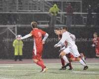 CIAC Boys Soccer Class LL State Tournament SF's - Farmington 3 vs. Fairfield Prep 0 - Photo (64)