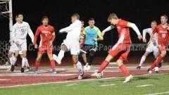 CIAC Boys Soccer Class LL State Tournament SF's - Farmington 3 vs. Fairfield Prep 0 - Photo (68)