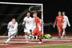 CIAC Boys Soccer Class LL State Tournament SF's - Farmington 3 vs. Fairfield Prep 0 - Photo (69)