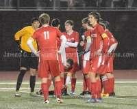 CIAC Boys Soccer Class LL State Tournament SF's - Farmington 3 vs. Fairfield Prep 0 - Photo (75)