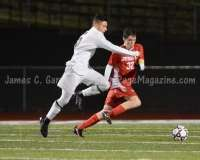 CIAC Boys Soccer Class LL State Tournament SF's - Farmington 3 vs. Fairfield Prep 0 - Photo (86)