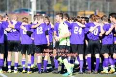 CIAC Boys Soccer Class M Tournament Final's – #5 Brookfield 1 vs. #18 Ellington 0 – Part 2 - Photo # (11)