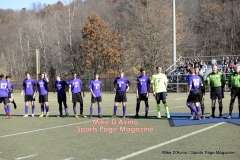 CIAC Boys Soccer Class M Tournament Final's – #5 Brookfield 1 vs. #18 Ellington 0 - Part 1 - Photo # (46)