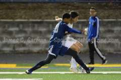 CIAC Boys Soccer NVL Semi Final #1 Naugatuck 2 vs #5 Ansonia 0 - Photo (22)