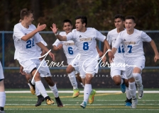 CIAC Boys Soccer NVL Tournament FR - #3 Seymour 3 vs. #6 Sacred Heart 0 (109)