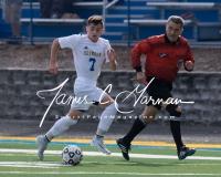 CIAC Boys Soccer NVL Tournament FR - #3 Seymour 3 vs. #6 Sacred Heart 0 (141)