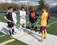 CIAC Boys Soccer NVL Tournament FR - #3 Seymour 3 vs. #6 Sacred Heart 0 (4)