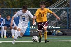 CIAC Boys Soccer NVL Tournament FR - #3 Seymour 3 vs. #6 Sacred Heart 0 (66)