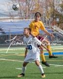 CIAC Boys Soccer NVL Tournament FR - #3 Seymour 3 vs. #6 Sacred Heart 0 (67)