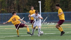 CIAC Boys Soccer NVL Tournament FR - #3 Seymour 3 vs. #6 Sacred Heart 0 (81)
