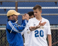 CIAC Boys Soccer NVL Tournament FR - #3 Seymour 3 vs. #6 Sacred Heart 0 (88)