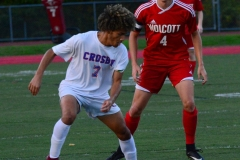 CIAC Boys Soccer; Wolcott 1 vs. Crosby 2 - Photo # (264)