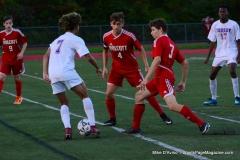 CIAC Boys Soccer; Wolcott 1 vs. Crosby 2 - Photo # (266)