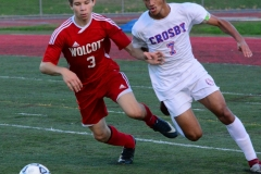 CIAC Boys Soccer; Wolcott 1 vs. Crosby 2 - Photo # (313)