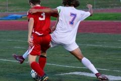 CIAC Boys Soccer; Wolcott 1 vs. Crosby 2 - Photo # (317)