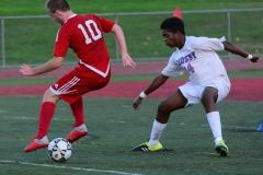 CIAC Boys Soccer; Wolcott 1 vs. Crosby 2 - Photo # (320)
