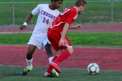 CIAC Boys Soccer; Wolcott 1 vs. Crosby 2 - Photo # (326)