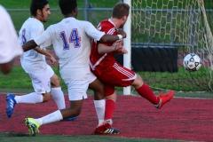 CIAC Boys Soccer; Wolcott 1 vs. Crosby 2 - Photo # (329)