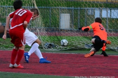 CIAC Boys Soccer; Wolcott 1 vs. Crosby 2 - Photo # (332)
