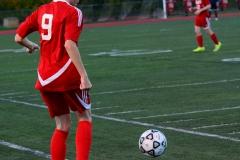 CIAC Boys Soccer; Wolcott 1 vs. Crosby 2 - Photo # (341)