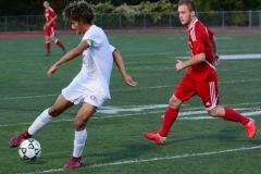 CIAC Boys Soccer; Wolcott 1 vs. Crosby 2 - Photo # (345)