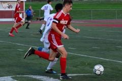 CIAC Boys Soccer; Wolcott 1 vs. Crosby 2 - Photo # (352)