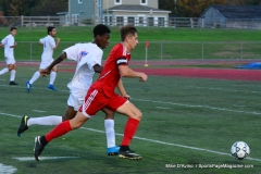 CIAC Boys Soccer; Wolcott 1 vs. Crosby 2 - Photo # (353)