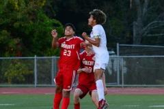 CIAC Boys Soccer; Wolcott 1 vs. Crosby 2 - Photo # (362)