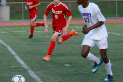 CIAC Boys Soccer; Wolcott 1 vs. Crosby 2 - Photo # (383)