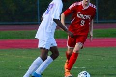 CIAC Boys Soccer; Wolcott 1 vs. Crosby 2 - Photo # (401)