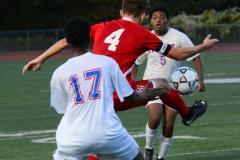CIAC Boys Soccer; Wolcott 1 vs. Crosby 2 - Photo # (422)
