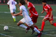 CIAC Boys Soccer; Wolcott 1 vs. Crosby 2 - Photo # (428)