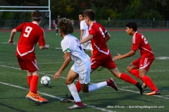 CIAC Boys Soccer; Wolcott 1 vs. Crosby 2 - Photo # (429)