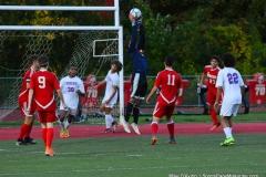 CIAC Boys Soccer; Wolcott 1 vs. Crosby 2 - Photo # (437)