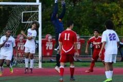 CIAC Boys Soccer; Wolcott 1 vs. Crosby 2 - Photo # (438)