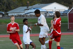 CIAC Boys Soccer; Wolcott 1 vs. Crosby 2 - Photo # (441)
