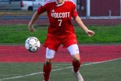 CIAC Boys Soccer; Wolcott 1 vs. Crosby 2 - Photo # (449)