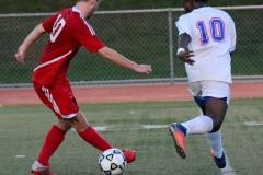 CIAC Boys Soccer; Wolcott 1 vs. Crosby 2 - Photo # (457)