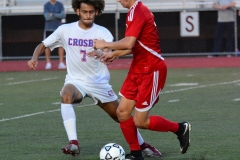 CIAC Boys Soccer; Wolcott 1 vs. Crosby 2 - Photo # (459)
