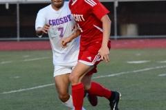 CIAC Boys Soccer; Wolcott 1 vs. Crosby 2 - Photo # (460)
