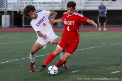 CIAC Boys Soccer; Wolcott 1 vs. Crosby 2 - Photo # (461)