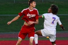 CIAC Boys Soccer; Wolcott 1 vs. Crosby 2 - Photo # (501)